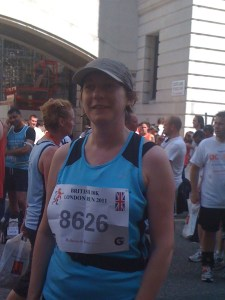 End of London 10k